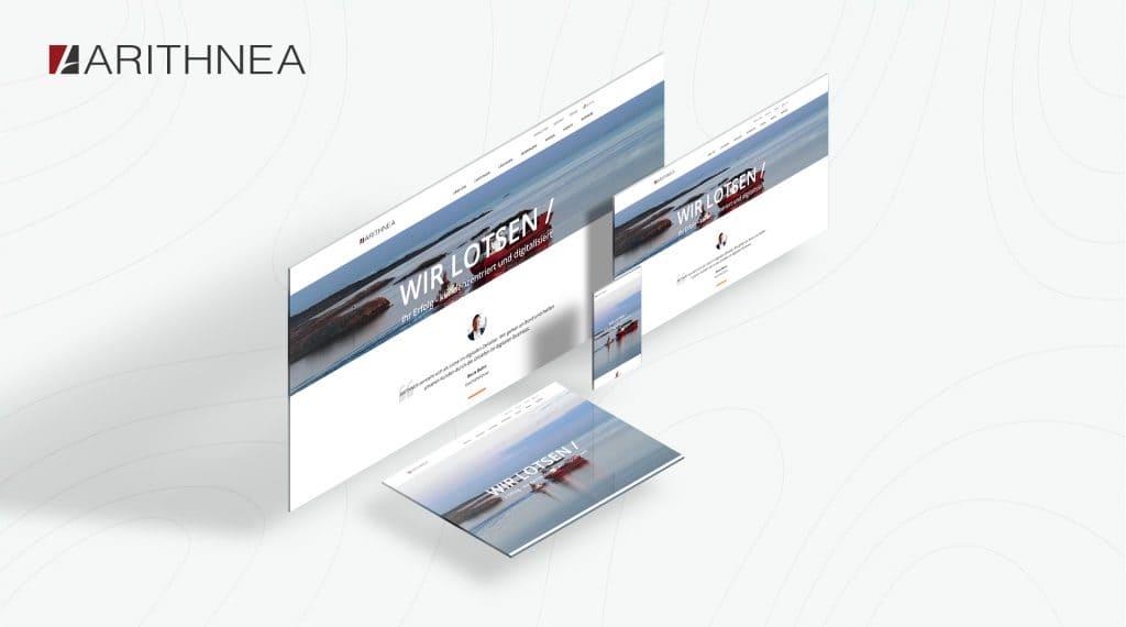Arithnea-Relaunch-HubSpot-CMS