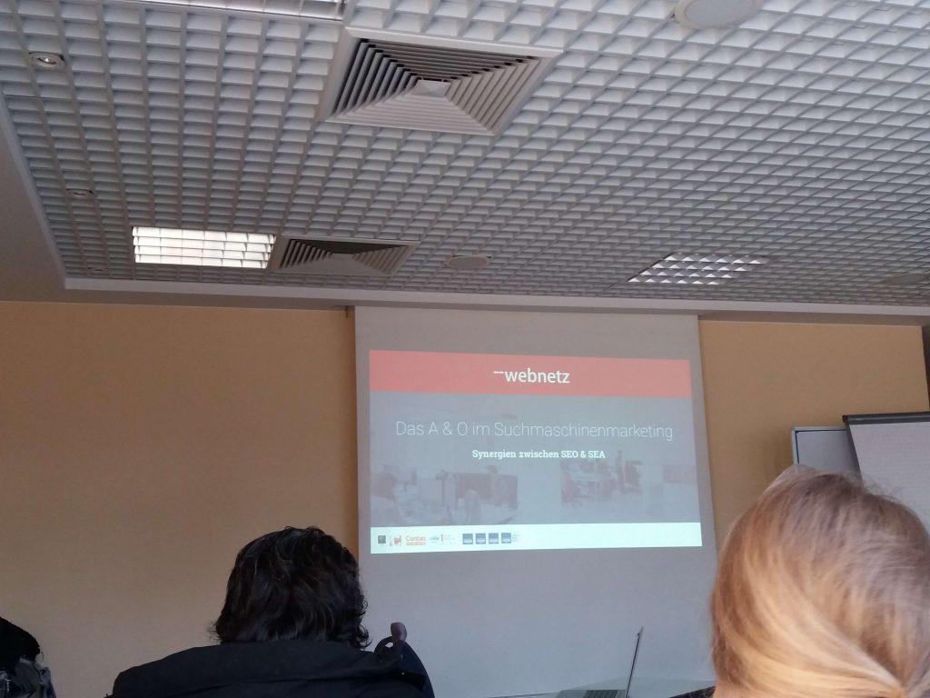 Seminar das A und O der Suchmaschinenwerbung